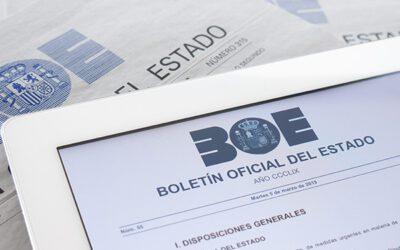 Publicado el Real Decreto 969/2020 que establece las ayudas a pescadores con procedimiento de suspensión de contratos o reducción de jornada a consecuencia del COVID