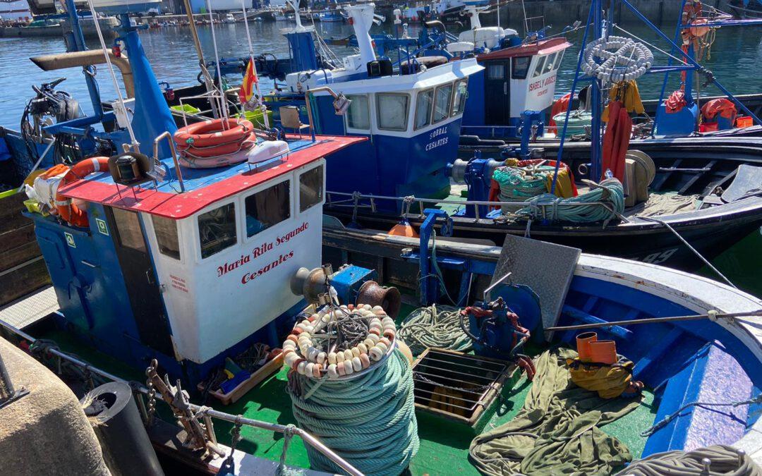 Acerga y la Consellería del Mar analizan el nuevo reglamento de control de la Unión Europea