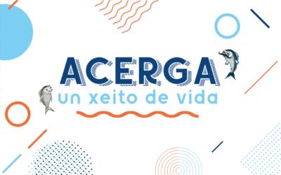 La «sardiña Albertiña» y el «xurelo Manolo» emprenden su viaje por Galicia