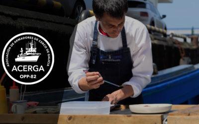 """ACERGA lanza su campaña """"NON PRECISAS TANTA LERIA"""", para fomento del consumo de pescado."""
